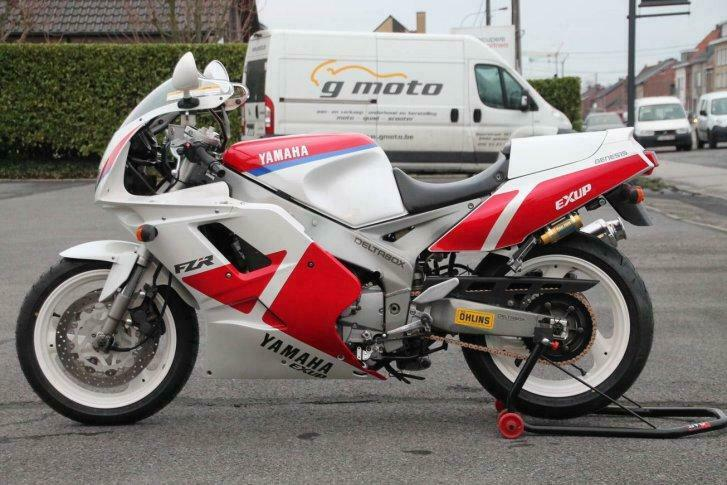 Gmoto Yamaha Fzr1000 03