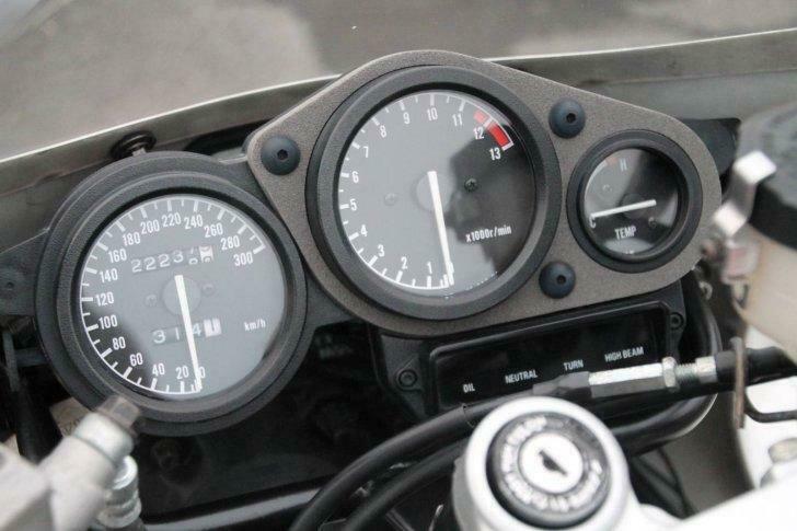 Gmoto Yamaha Fzr1000 05