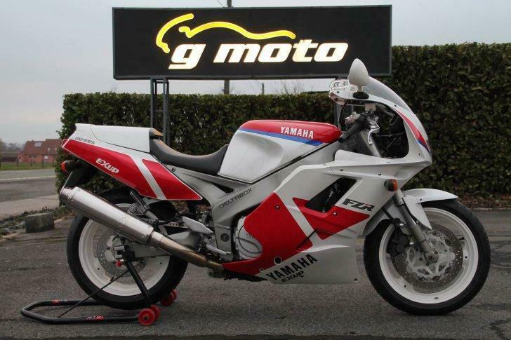 Gmoto Yamaha Fzr1000 06