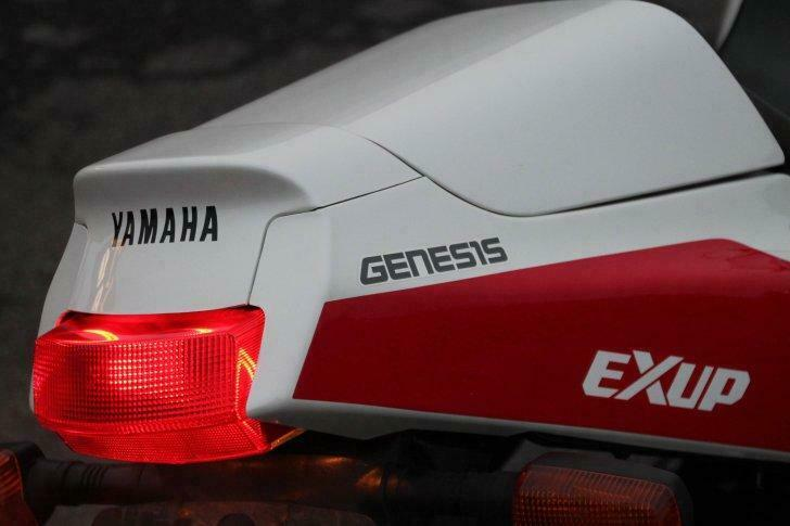 Gmoto Yamaha Fzr1000 09